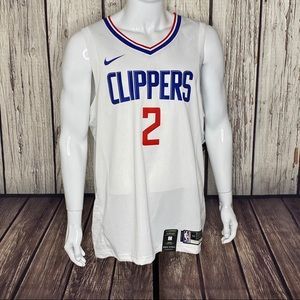 Nike Clippers jersey 2XL new with tags Alexander
